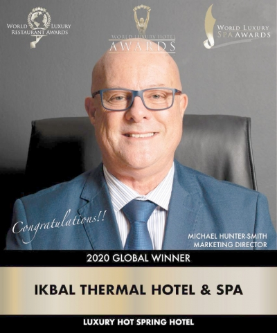 Dünya'nın En Lüks Termal Oteli – İkbal Thermal Hotel & SPA.